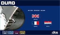 Diamond tipped cutting tools - Click to visit