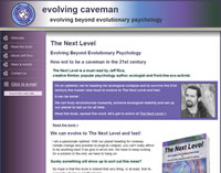 Evolving Beyond Evolutionary Psychology - Click to visit