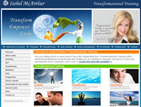 Isobel McArthur Transformational Training - Click to visit